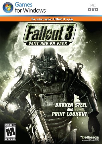 Fallout 3 Game Ad-On Pack: Broken Steel and Point Lookout