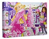 Toy - Mattel Barbie Doll Accessories Girl's Christmas Advent Calendar