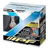IPF フォグランプ LED H8 H11 H16 バルブ  6500K 101FLB