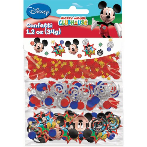 Best Prices! Mickey Playtime Confetti