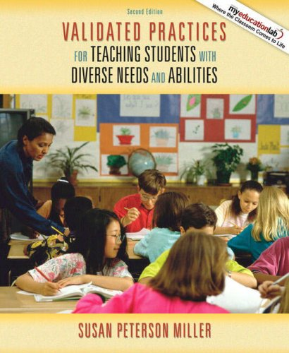 Validated Practices for Teaching Students with Diverse Needs and...
