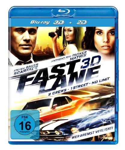 Fast Lane 3D-BD [3D Blu-ray]