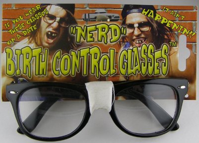 Nerd Glasses - 1