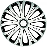 PEUGEOT 207 & 207CC (2006 on) 15 Inch Avera Car Alloy Wheel Trims Hub Caps Set of 4