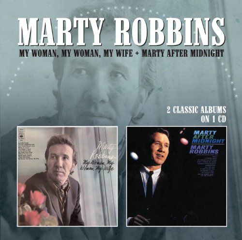 MARTY ROBBINS - Marty After Midnight - Zortam Music
