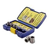 IRWIN BOLT-GRIP Bolt Extractor Base Set, 5 Piece, 394001