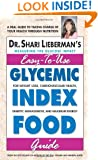Glycemic Index Food Guide: For Weight Loss, Cardiovascular Health, Diabetic Management, and Maximum Energy (Transitions Lifestyle Systems)