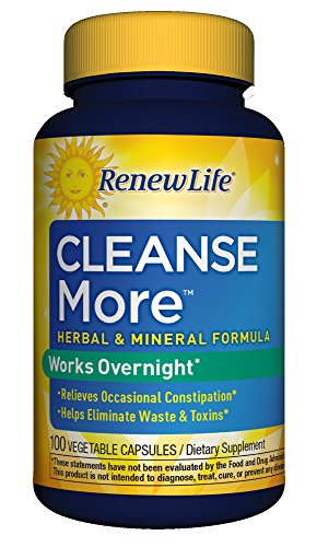 Renew Life - Cleanse More, 100 veggie caps (Nature Renew Cleanse compare prices)