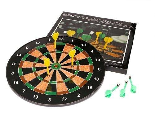 Magnetic Dartboard - Juego de dardos (Globalgifts PL7640) [Importado]