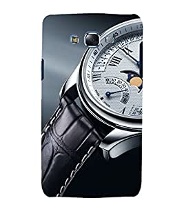 printtech Designer Chronograph Watch Back Case Cover for Samsung Galaxy J1::Samsung Galaxy J1 J100F