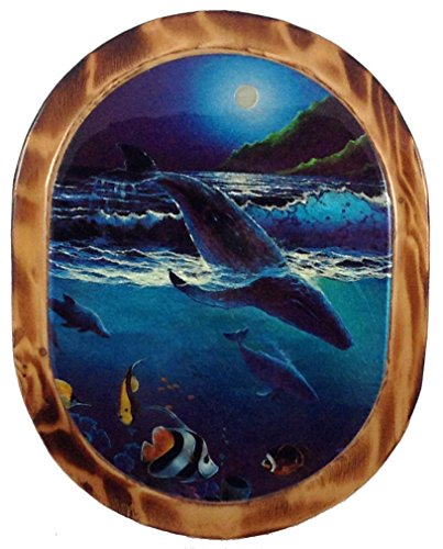 Wooden Whale Wall Art front-1053496