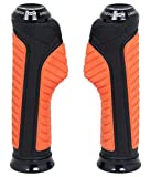 Spedy Red Bike Handle Grip - Pack Of 2 For Yamaha FZ 1