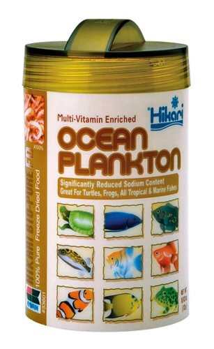 Hikari Bio-Pure Freeze Ocean Plankton for Pets, 0.42-Ounce
