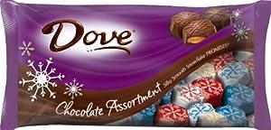 Dove Chocolate Snowflake Promises Assortment, 8.2 Ounce Bag