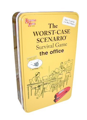 The Worst-Case Scenario Survival Card Game (THE OFFICE)