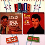Elvis Presley Double Features: Harum Scarum/Girl Happy