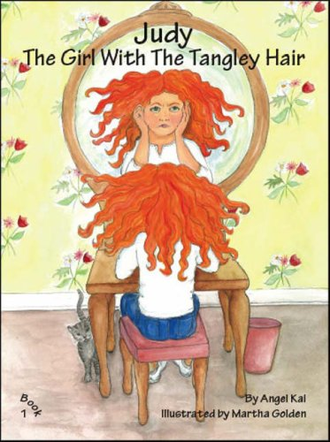 Judy: The Girl with the Tangley Hair