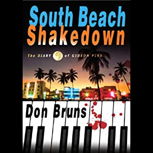 South Beach Shakedown Audiobook