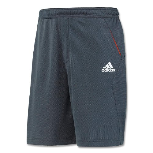 Adidas Men's Barricade Knit Tennis Short - Extra Small (XS)