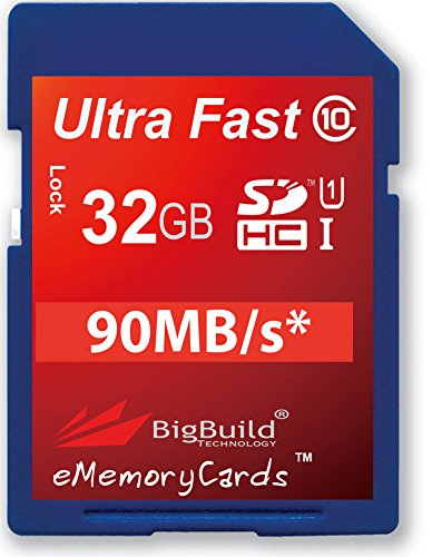 ememorycards-32gb-ultra-fast-90mb-s-sd-sdhc-memory-card-for-canon-powershot-sx170-is-camera