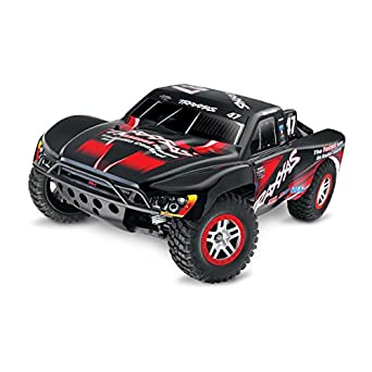 Traxxas 68086 Slash 4X4 4WD Electric Short Course Truck Ready-To-Race