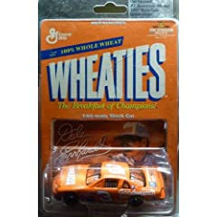 Action Racing Collectibles - Platinum Series - Dale Earnhardt - No. 3 Wheaties 1997... by Action Racing