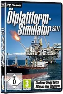 Ölplattform - Simulator - [PC]