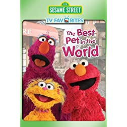 Sesame Street: Best Pet in the World