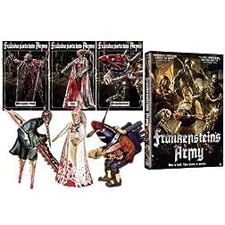 Frankenstein's Army + 3 Toys