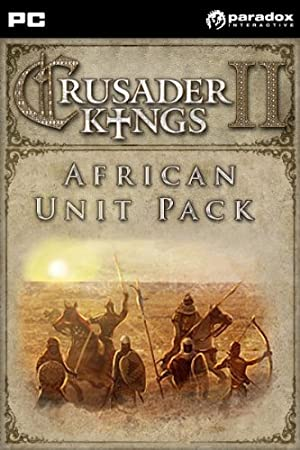 Crusader Kings II: African Unit Pack DLC [Online Game Code]