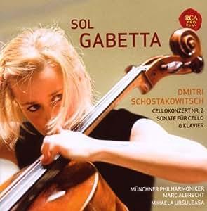 Shostakovich: Cello Concerto No 2 ; sonata pour piano et violoncelle