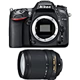 Nikon D7100 24.1 MP DX-Format CMOS Digital SLR with 18-140mm f/3.5-5.6G ED VR AF-S DX NIKKOR Zoom Lens