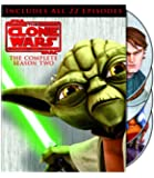 Star Wars: The Clone Wars: Season 2 (Repackage)