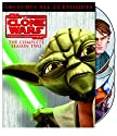 Star Wars: the Clone Wars: Season Two (4 Discos) [DVD]<br>$809.00