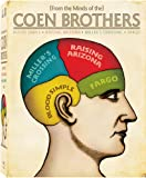 Coen Brothers Collection [Blu-ray] (Bilingual) [Import]