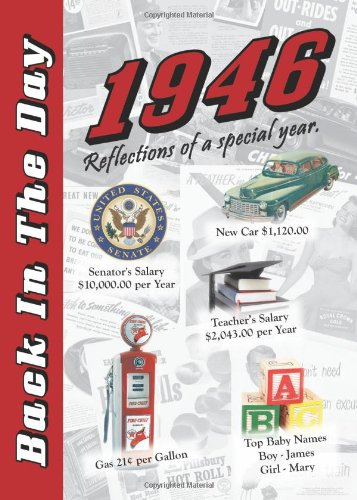 Back in the Day Almanac 1946