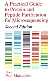 img - for A Practical Guide to Protein and Peptide Purification for Microsequencing, Second Edition book / textbook / text book
