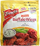 French's Hot Buffalo Wings Seasoning Blend for Chicken Mix (4 Pack)
