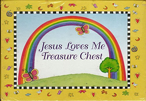 Jesus Loves Me Treasure Chest