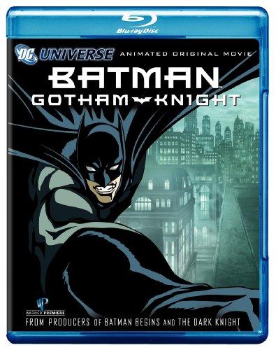 Batman Gotham Knight Blu-ray at Gotham City Store