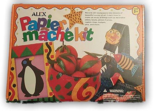 alex-papier-mache-kit