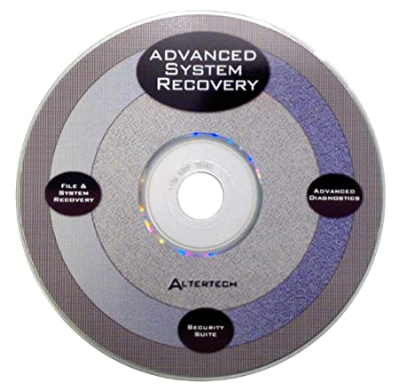 Advanced System Disc CD - File & Drive Backup/Restore/Recover/Clone