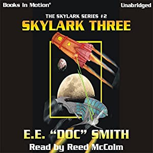 Skylark Three Audiobook