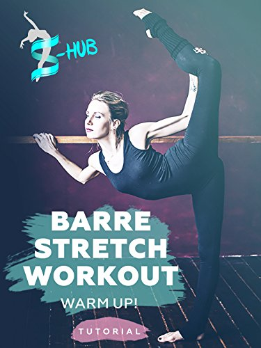 Barre stretch workout