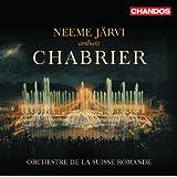 Neeme Jarvi conducts Chabrier