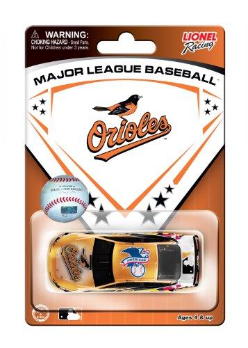 Baltimore Orioles Major League Baseball Hardtop Diecast