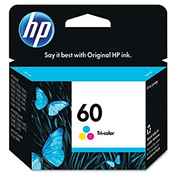 HP 60 CC643WN Tri color Original Cartridge