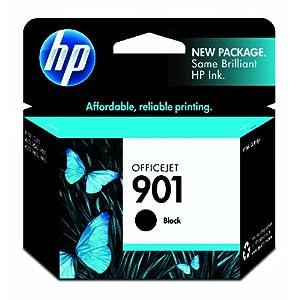 HP 901 Officejet Ink Cartridge (CC653AN)