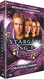 Stargate Sg-1 - Saison 3 - Intégrale - Pack Spécial