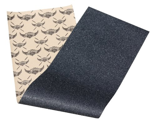 Jessup Skateboard Griptape Sheet (9-Inch x 33-Inch, Black) (Grip Sheet compare prices)